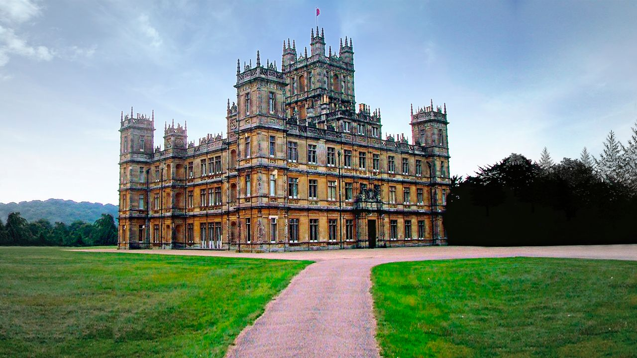 geheimnisse von highclere castle netflix. Black Bedroom Furniture Sets. Home Design Ideas